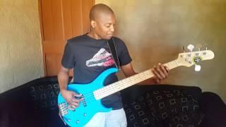 ushilo wena  bass cover  by samuel moepya