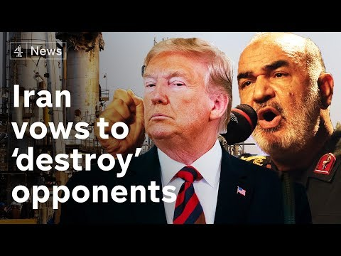 Iran Warns To 'destroy' Any Aggressors After Trump To Provide Troops To Saudi Arabia