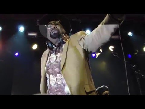 George Clinton & P-Funk, Flash Light, Webster Hall, NYC 4-4-16