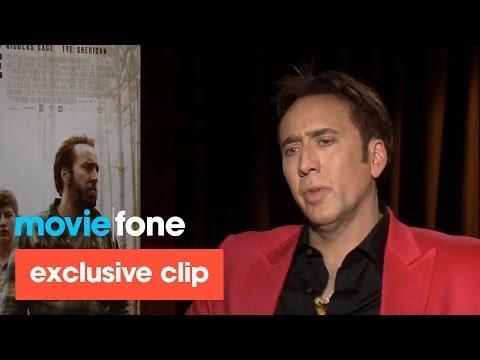 'Joe' DVD  2014: Nicolas Cage, Tye Sheridan