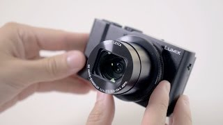 Panasonic LX10 - Review and comparisons to RX100 V and TZ110/ZS100/TZ100