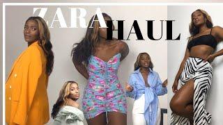 ZARA HAUL | TRY ON | MAY 2020