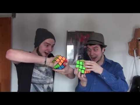 Kockás persely, tolltartó + 4 játék Bemutató [www.magiccubemall.com] letöltés
