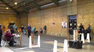 Kaiza's Last Flyball Competition