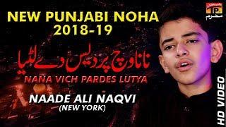 Nana Vich Pardes || Naade Ali Naqvi || New Noha || TP Moharram