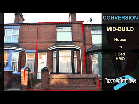 5 Bed HMO Conversion - A Tour Around [VIDEO 2]