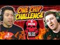 ONE CHIP CHALLENGE 2019 - ValleyFlyin vs Khasino - Paqui Carolina Reaper Chip