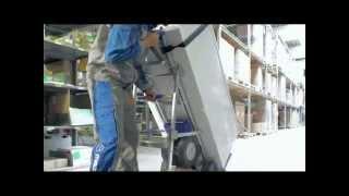 SANO Liftkar HD - Elektrischer Treppensteiger für schwere Lasten