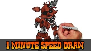 Phantom Foxy- Five Nights at Freddy