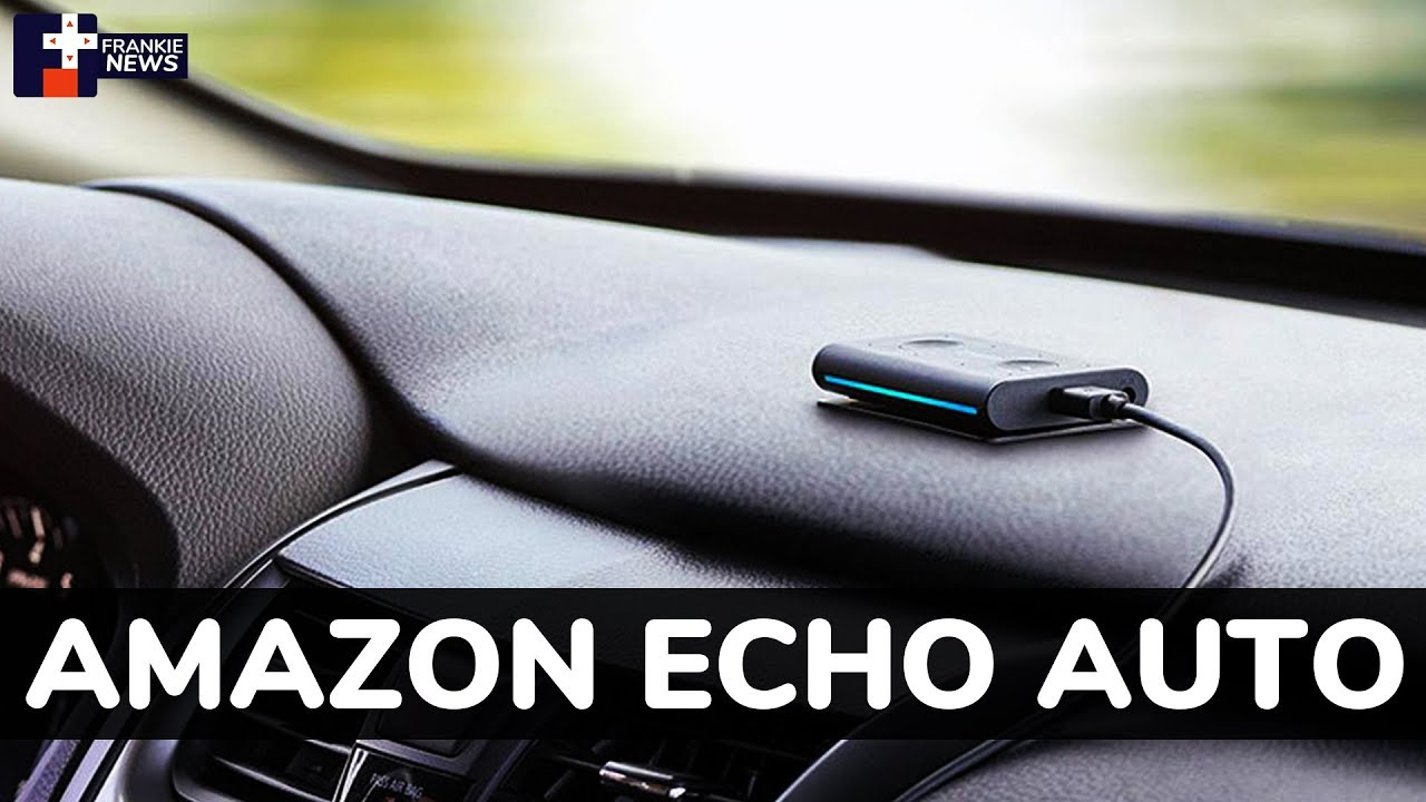 AMAZON ECHO AUTO in ITALIA?! | #FrankieNews