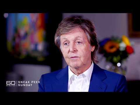 Sneak peek: Sir Paul McCartney | Sunday on 60 Minutes
