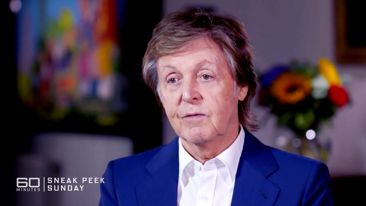 Sneak Peek Sir Paul McCartney