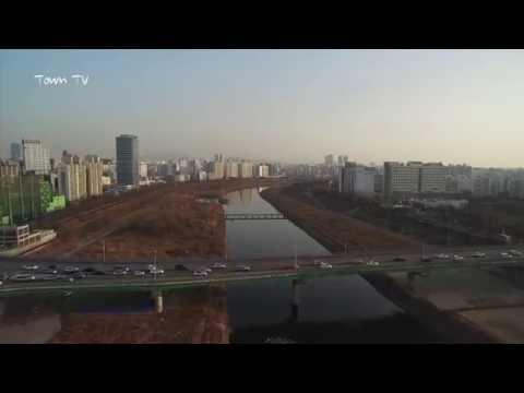 [Drone Review]DJI 인스파이어 헬리캠 목동 실제영상입니다 inspire real shooting