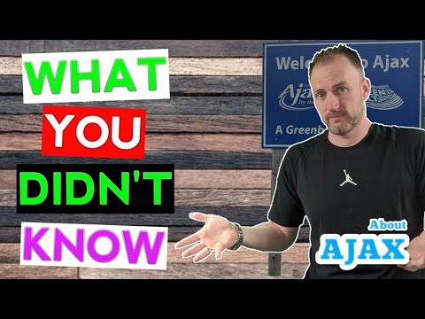 12 Things You MUST Know When Living In Ajax Ontario