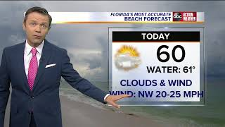 Florida's Most Accurate Forecast with Greg Dee on Sunday, January 20, 2019