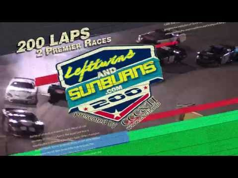 CARS Tour LTSB 200 At Tri-County Motor Speedway TV Commercial - Charter Communications