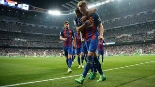 Ivan Rakitic| Amazing Goal|2-1| FC Barcelona vs Real Madrid CF|2017|