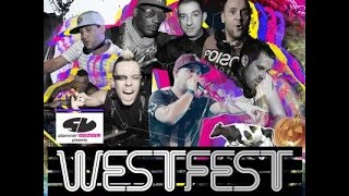 Dj Hazard Mc Skibadee Westfest 2014 FULL SET HD
