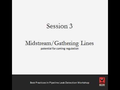 Session 3 | Best Practices in Pipeline Leak Detection Workshop - Loveland, CO