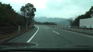 〔中国自動車道〕下り 徳地IC⇒山口IC 2011 12