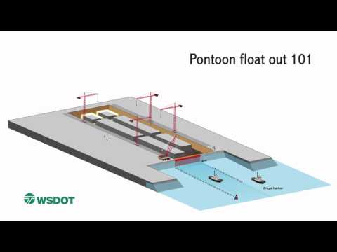 Pontoon Float Out 101