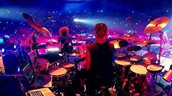 """Brendan Buckley w/Shakira """"Waka Waka"""" live Barcelona 7/6/18"""