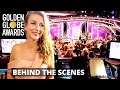 Golden Globes 2019 ★ Behind the scenes ★ with SIDESWIPED star Carly Craig