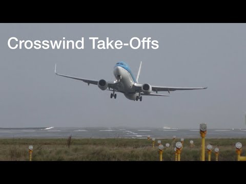 """Don""""t Watch this if you have fear of flying Manchester airport impressive Crosswind take offs"""