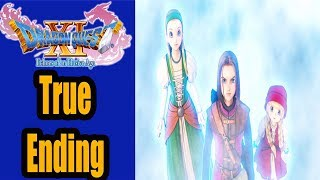 Dragon Quest XI - Gameplay Walkthrough Part 31  No  Commentary  (Post Game) True Ending