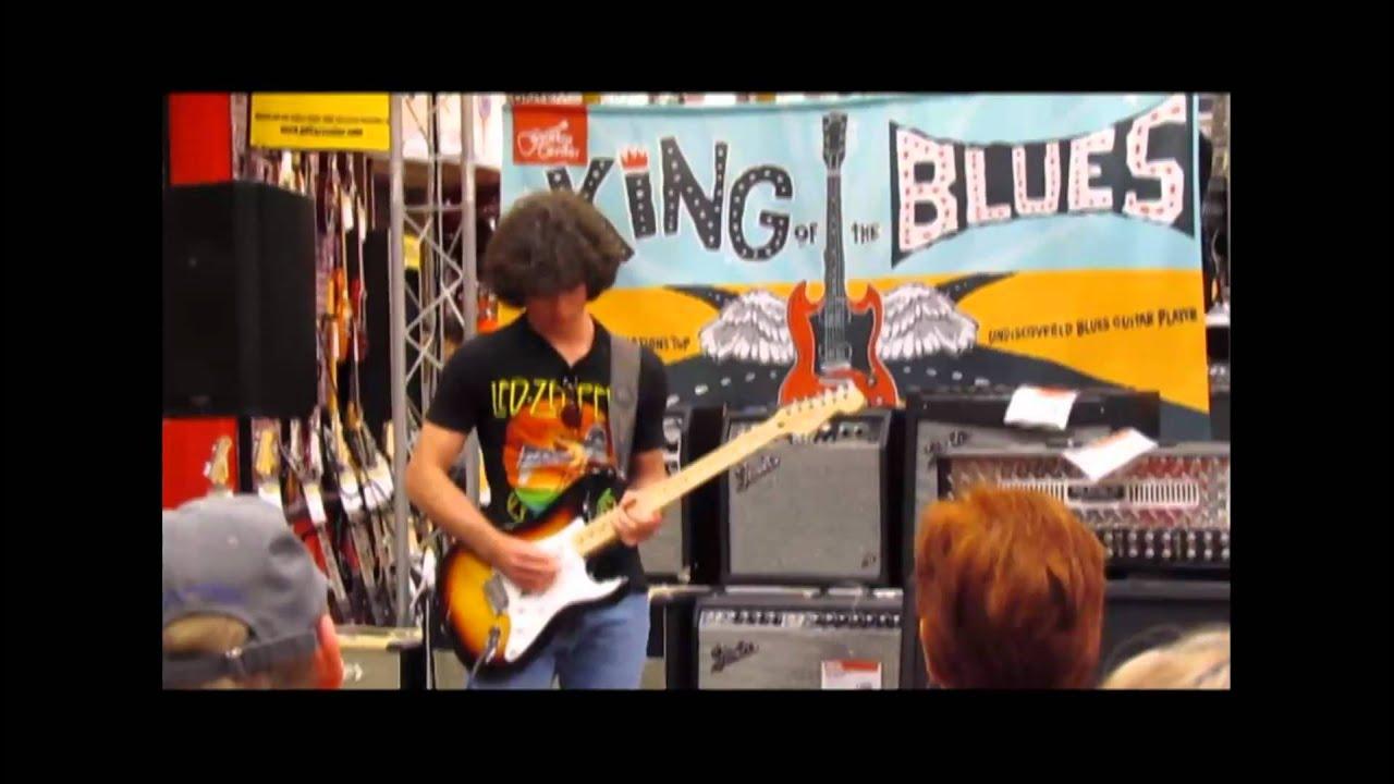 Download Guitar Center King of the Blues Derik 2011 Las Vegas