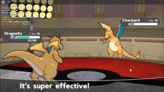 Roblox Pokemon Brick Bronze Me vs SubStormCoolNight385 Part 2