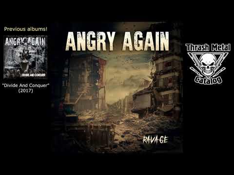 """Angry Again   """"Ravage""""  (Full Album - 2019) (Switzerland) Mp3"""