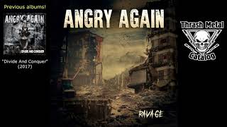 "Angry Again   ""Ravage""  (Full Album - 2019) (Switzerland)"