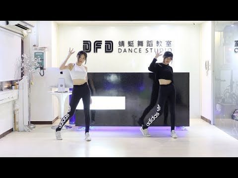 PSY - New Face dance cover 舞蹈教學 (非鏡面) by Mia柚子