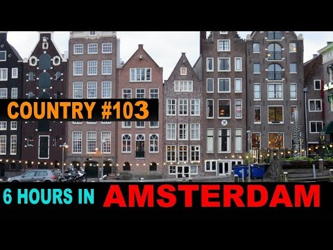 A Quick Guide to Amsterdam, The Netherlands
