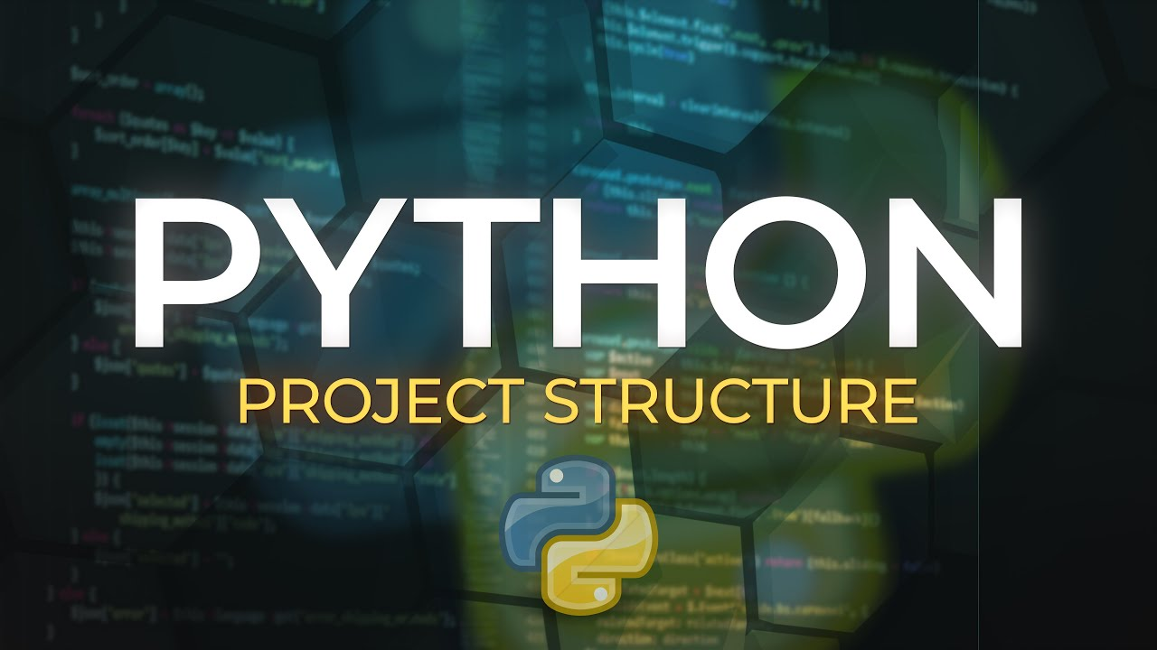 Python HOW TO structure a Beginner OR Advanced Projects?