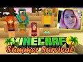 Minecraft SUMMER SURVIVAL | SO IT BEGINS! | The TACO CREW