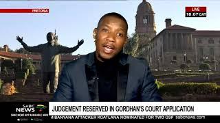 Legal battle between Gordhan, Mkhwebane: Analysis by Sipho Stuurman