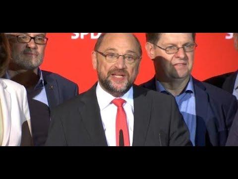 """Niedersachsen-Wahl: Martin Schulz - """"SPD ist ganz klarer Wahlsieger"""""""