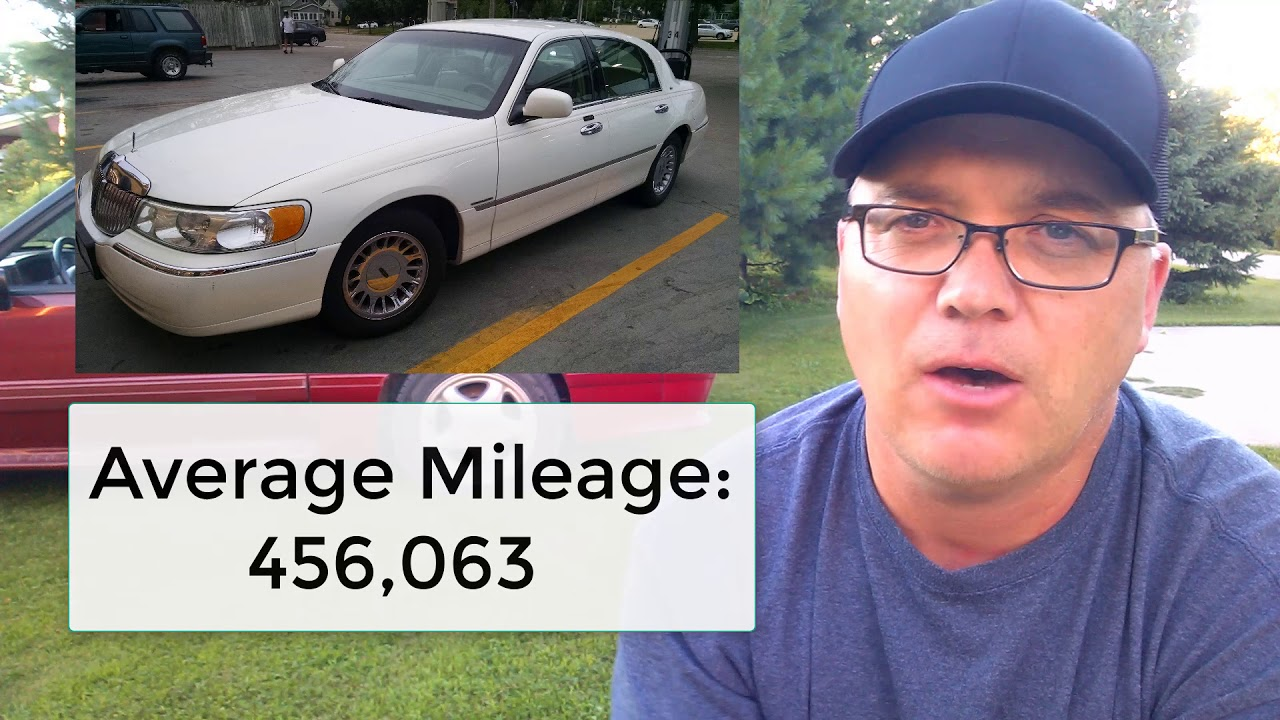 Top 5 Cars That Last 300,000 Miles