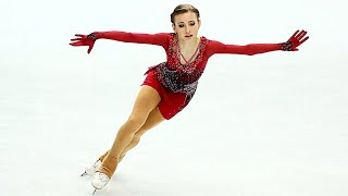 Daria Usacheva Junior Grand Prix Final Free Program