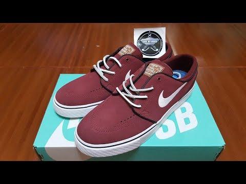 13d7ba82bbc Unboxing - Nike SB Stefan Janoski OG Red Earth
