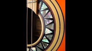 Left handed Andalusian Barbero 1948-t.e.L/New Flamenco balance guitars/double back + zero fret Spain