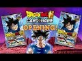 SET 3 BOOSTER PACK OPENING VIDEO! DRAGON BALL SUPER CARD GAME