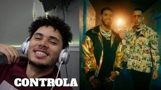 Reacciono A Controla 🎮 - Brytiago & Anuel Aa  Alberticotv