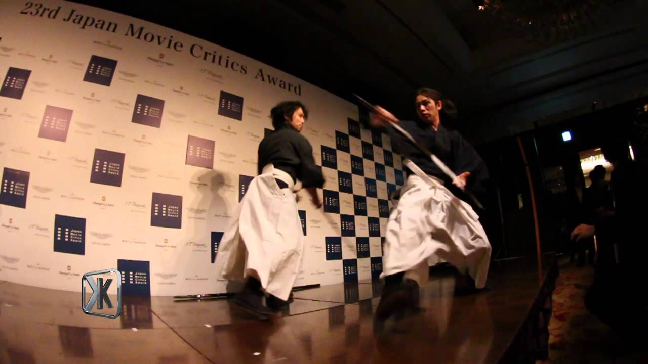 Japan Movie Critics Award After Party