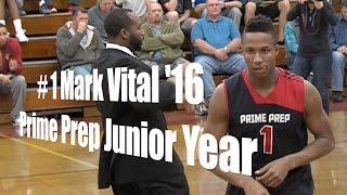 # 1 Mark Vital '16, Prime Prep Junior Year, UA Holiday Classic