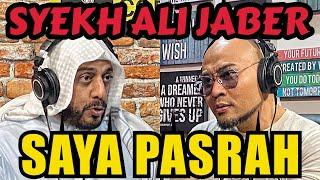 Syekh Ali Jaber, Saya Pasrah. Deddy Corbuzier Podcast