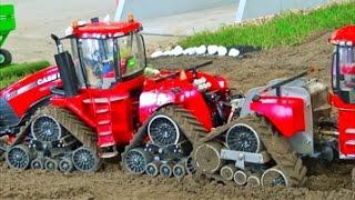 rc tractor pulling quadtrac vs quadtrac