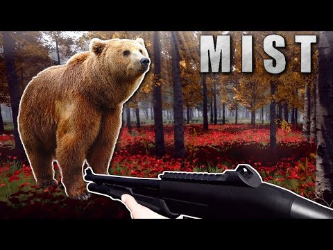 HUNTING FOR BEAR! - Mist Survival Gameplay - Zombie Apocalypse Survival Game